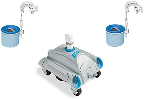 Top 10 Best intex automatic above ground swimming pool vacuum cleaner Reviews