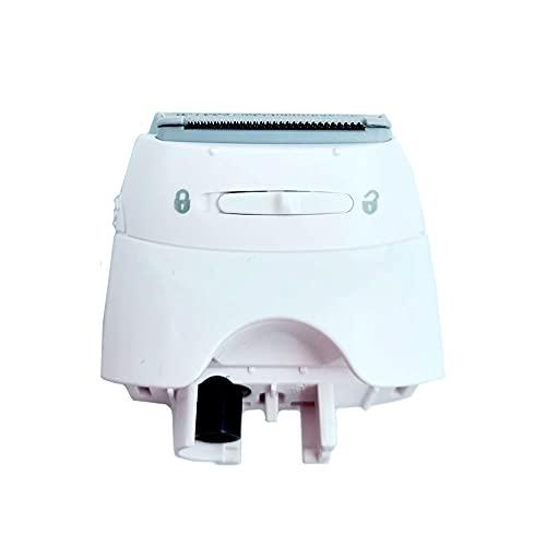 ELECTROTODO Cabezal afeitado blanco depiladora Silk Epil 5, 7 y 9