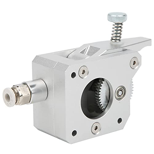 Consumable Extruder, Silver Drive Extruder Drive Technology Reduction Gear Device Spring Device Hardened Steel Made