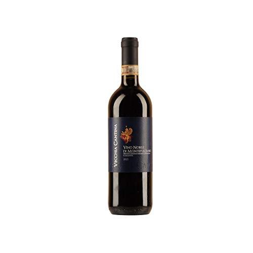 Vecchia Cantina Vino Nobile di Montepulciano 2015