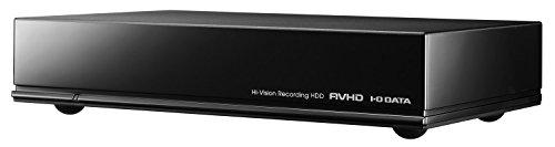 I-O DATA 長時間録画対応 USB 3.0/2.0接続録画用ハードディスク 1.0TB AVHD-AUT1.0