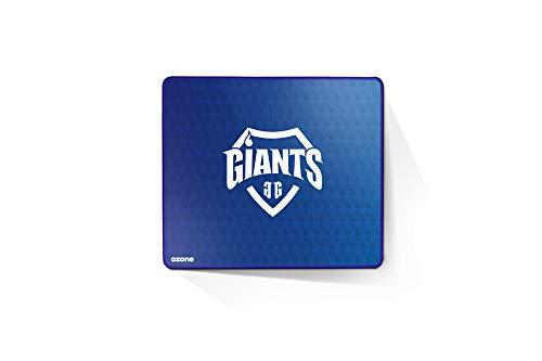 Giants Gaming - Ozone Gaming Gear Giants Pro - Alfombrilla de ratón, Color Azul.