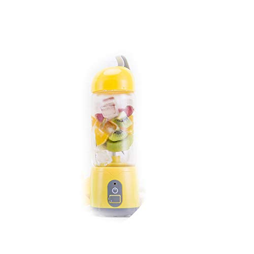 Best Review Of KK-60U02 420ml Portable Electric Juicer USB charging rechargeable Electric Fruit Juic...