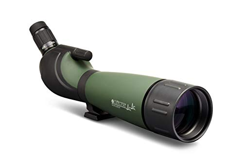 Konus 7128 KonuSpot-65 Spotting Scope, Black & Green