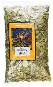 Trader Joe's Raw Pumpkin Seeds 16 oz (Pack of 2)