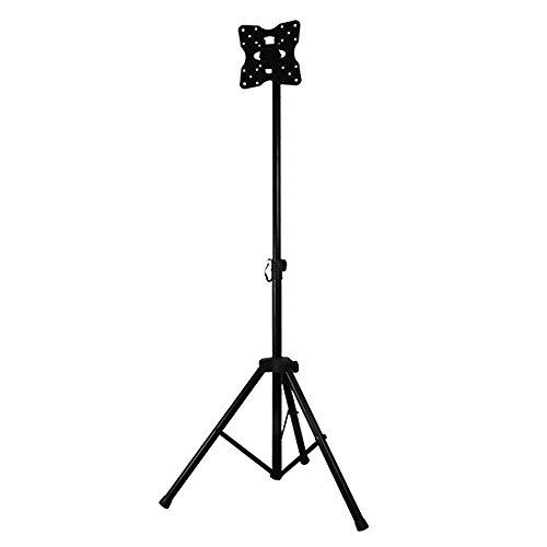 DQ Tripod TV Standmodell Schwarz - Empfohlene TV-Größe: 24