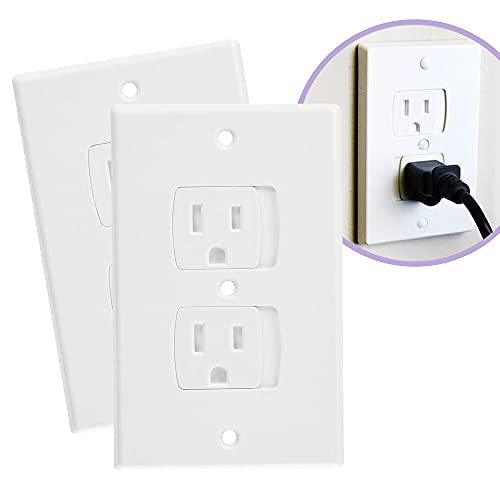 Ashtonbee Child Safety Electrical Outlet Covers
