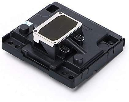 Piezas de impresora nuevas a estrenar Cabezal de impresión F181010 Cabezal de impresión apto para Epson SX130 SX125 TX100 ME2 TX219 C90 C92 D92 SX120 SX127 ME340 ME320 T26 T27 TX106 Impresora (Color:
