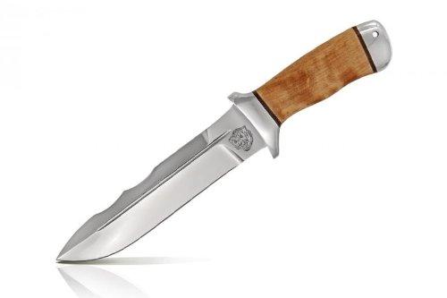 A&R Messer Sherkhan Birke, Jagdmesser, Outdoormesser