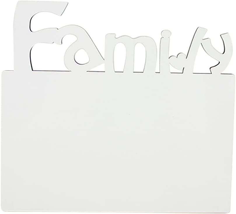 VICASKY Credence Sublimation Max 66% OFF Photo Frame Heat Transfer Fra Family Picture