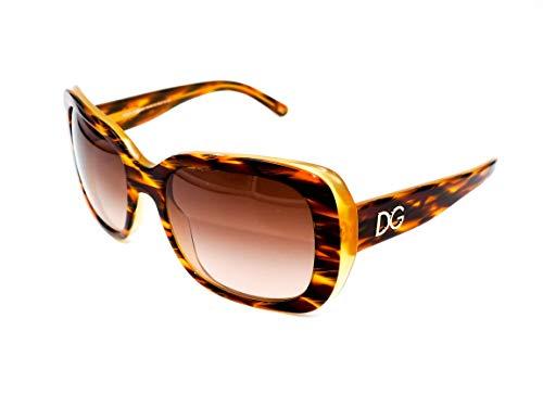 Dolce & Gabbana Dg 4052 928/13 Light Havana Sonnenbrille