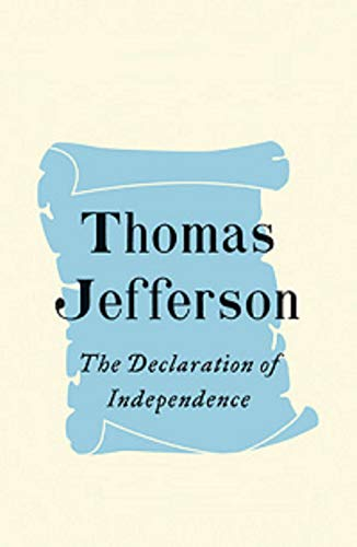 The Declaration of Independence Illustrated (English Edition)