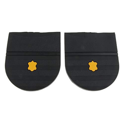Harilla 2 Piezas de Pegamento de Repuesto para Tacones de Goma para Hombres Y Mujeres