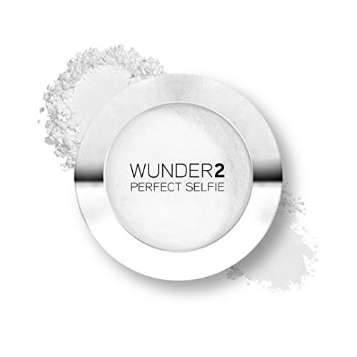 Wunder2 Perfect Selfie Hd Photo Finishing Powder Perfect Selfie - Mattierendes Kosmetik Puder Transparent Gesichtspuder Translucent