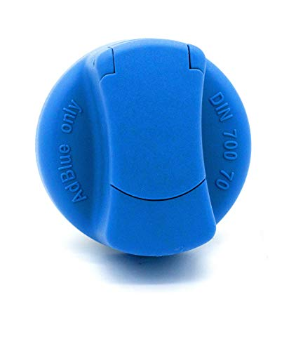 Jost Automotive 382 0001 00 AdBlue, Tappo per Serbatoio, Blu, 40