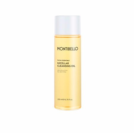 Montibello Micellar Cleansing Oil 200ml (Limpia y Desmaquilla)