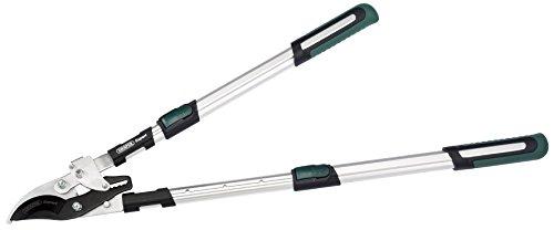 Ébrancheurs télescopiques coupe ciseau à action par cliquets à poignée gainée avec poignée en aluminium Draper 36819