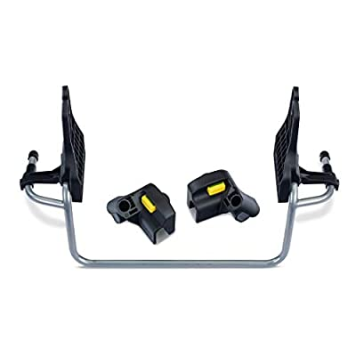 BOB Gear Single Jogging Stroller Adapter for Graco Infant Car Seats, Gray from AmazonUs/BRVTX