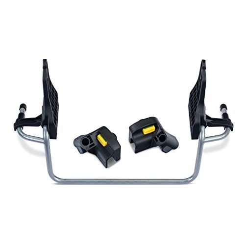 BOB Gear Single Jogging Stroller Adapter for Graco Infant Car Seats, Gray