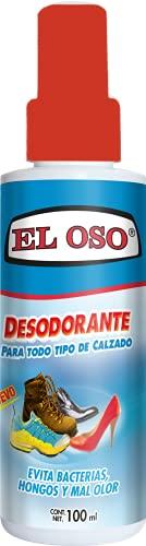 Desodorante Desinfectante Calzado  marca El Oso