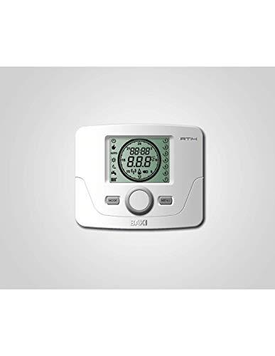 Baxi programable 7Día Sensor inalámbrico–doble canal 720644801