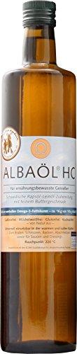 Alba - Albaöl HC Rapsöl mit Buttergeschmack (750 ml)