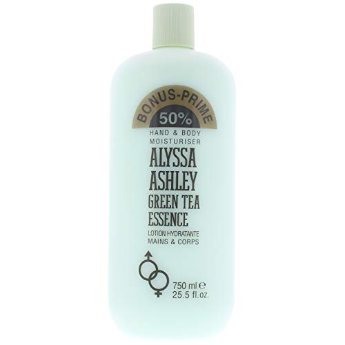 Alyssa Ashley Green Tea Essence Hand And Body Lotion 750ml