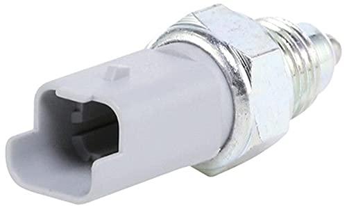 HELLA 6ZF 008 621-481 Interruptor, piloto de marcha atrás - 12V - Número de conexiones: 2 - Contacto de cierre - Color: gris