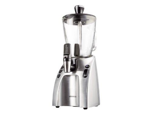 Kenwood SB 327 Smoothie Glasbehälter Zapfhahn, 2 Liter / 750 Watt / Silber