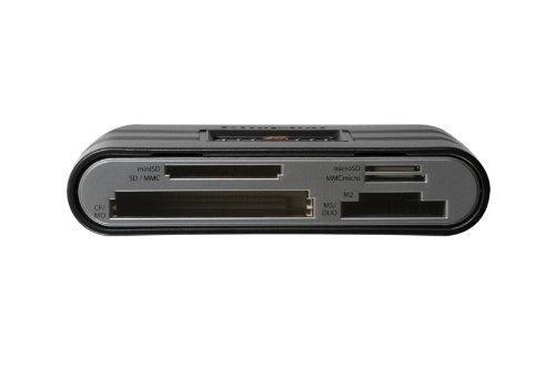 Kingston 19-in-1 USB 2.0 Flash Memory Card Reader FCR-HS219/1