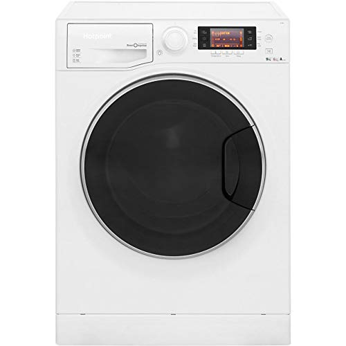Hotpoint RD966JD A Rated Freestanding Washer Dryer - White