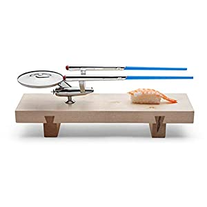 Star Trek U.S.S Enterprise Sushi Set