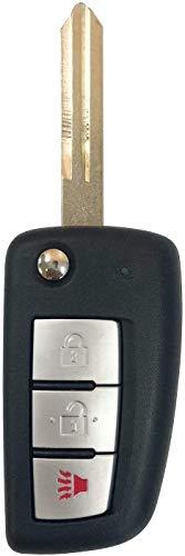 BexKeyless New Replacement Remote Car Key Fob fits CWTWB1G767 433MHZ CHIP4A 2014-2018 Nissan Rogue/2003-2006 Infiniti G35 FX35/2002-2003 Infiniti I35 QX4