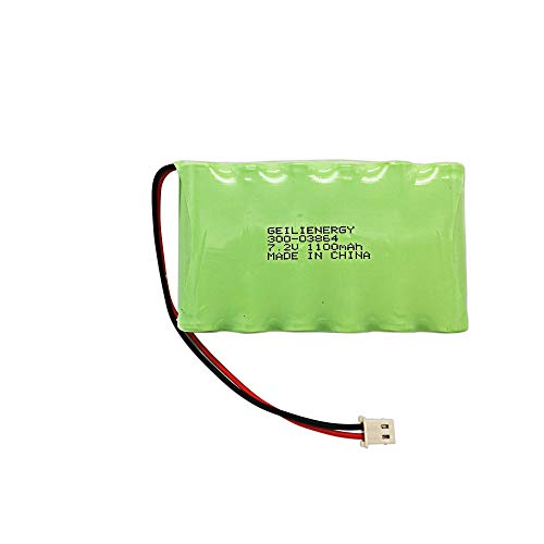 GEILIENERGY 300-03864-1 1100mAh Backup Battery for ADT ADI Ademco Lynx WALYNX-RCHB-SC Honeywell Lynx Touch K5109, L3000, L5000, L5100