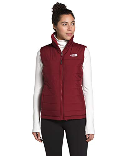 The North Face Women's Mossbud Insulated Reversible Vest