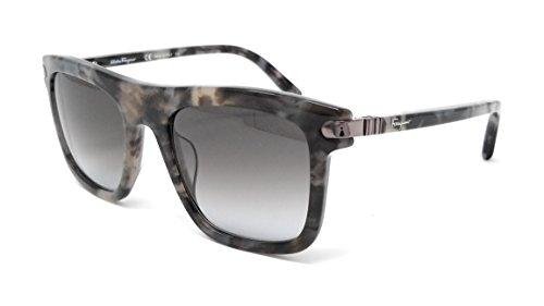 Ferragamo SF785S Gafas de Sol, Multicolor (Mehrfarbig), 52.0 para Hombre
