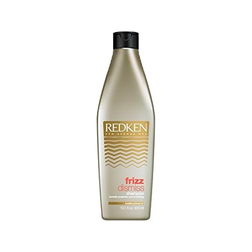 依存ラインナップ絶望レッドケン縮れシャンプー(300ミリリットル)を解任 x2 - Redken Frizz Dismiss Shampoo (300ml) (Pack of 2) [並行輸入品]