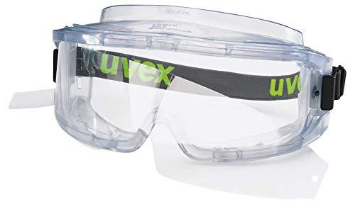 Uvex Ultravision Supravision Excellence Schutzbrille - Transparent/Grau