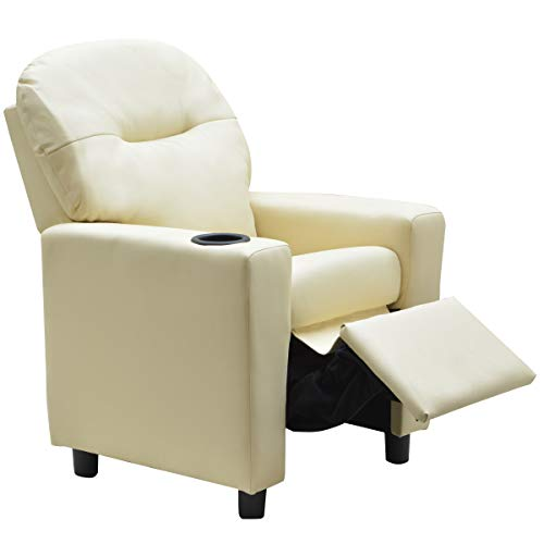 Costzon Contemporary Kids Recliner