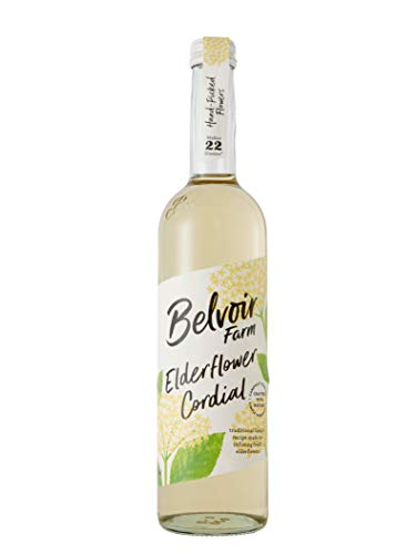 Belvoir Elderflower Cordial - Holunderblütensirup 0.5L