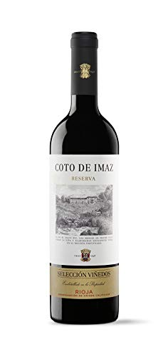 Coto de Imaz Selección Viñedos Reserva Tinto Rioja - 1 botella 75 cl