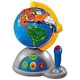 VTECH Vtech Electronics Fly & Learn Globe #6042 (Grey Bottom Version)