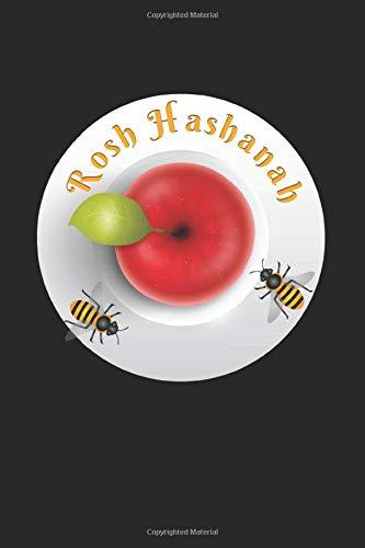 Rosh Hashanah: Blank Lined Journal Gift, 6x9, Rosh Hashanah Jewish Holiday Happy Holiday