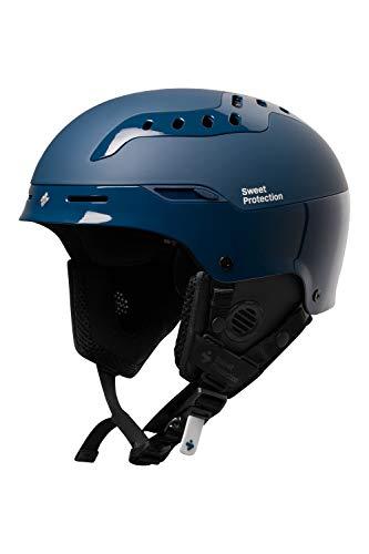 Sweet Protection Casque de Ski/Snowboard Mixte Adulte Bleu Marine Taille LXL