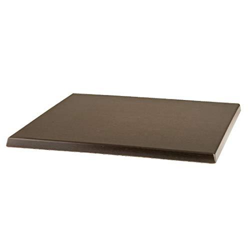 Werzalit Plus Ce163 carré Dessus de table, 700 mm