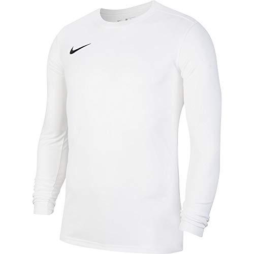 Nike Park VII Pull À Manches Longues Garçon, White/Black, M