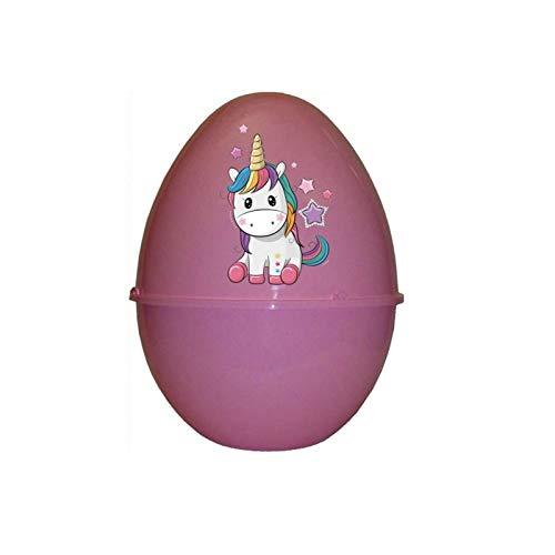 uova di pasqua unicorno UltràCart Unicorno Super PASQUALONE SORPRESONE Uovo di Pasqua Contenitore con Gadget