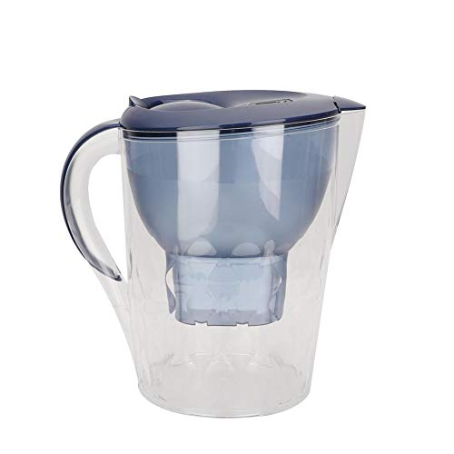 Pure Water Filter Pitcher, 3.5L Large Water Purifier Kettle...