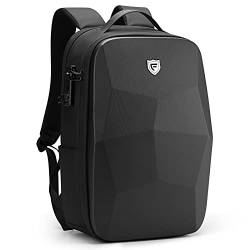 FENRUIEN 25L 17.3 Zoll Laptop Rucksack,Wasserdicht Business Notebook Backpack mit...