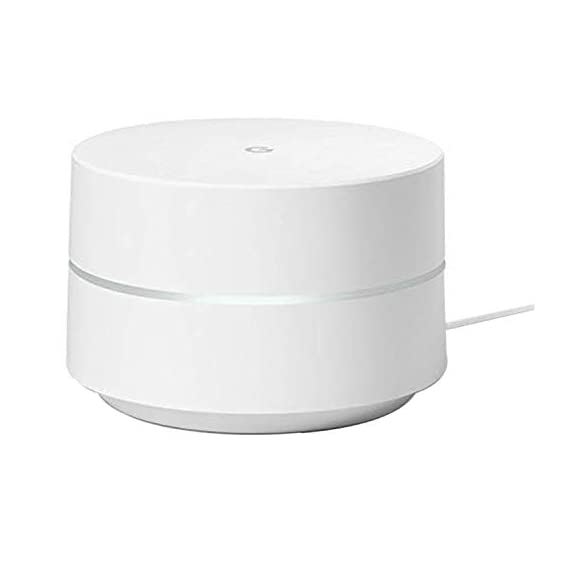 Google wifi system, 1-pack - router replacement for whole home coverage - nls-1304-25 (renewed) 1 this certified refurbished product is tested and certified to look and work like new. The refurbishing process includes functionality testing, basic cleaning, inspection, and repackaging. The product ships with all relevant accessories, a minimum 90-day warranty, and may arrive in a generic box. Only select sellers who maintain a high performance bar may offer certified refurbished products on amazon. Com